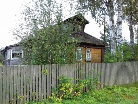 Дом с газом д. Верханово Конаковский район. - Фото 1