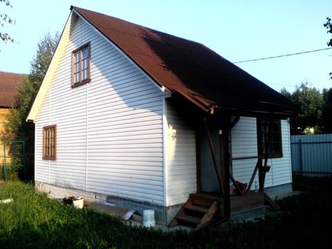 Продаю дачный дом в Струнино - Фото 4