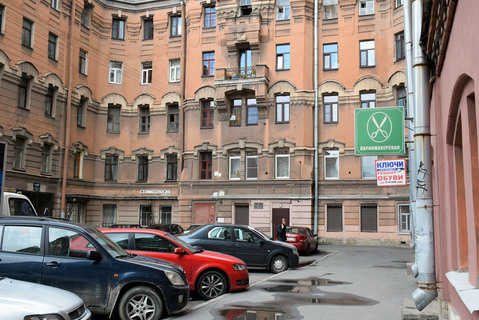Продаётся комната В двухкомнатной квартире 5 минут пешком от метро - Фото 5