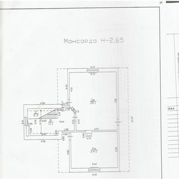 Аренда дома, Калининград, Ул. Ю.Гагарина - Фото 1