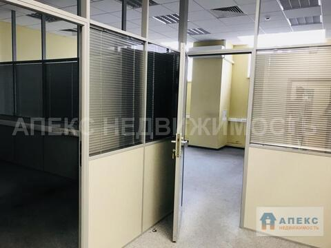Аренда офиса 393 м2 м. Марьина роща в административном здании в . - Фото 3