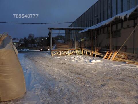 Отапливаемый склад на огороженной охраняемой территории - Фото 1