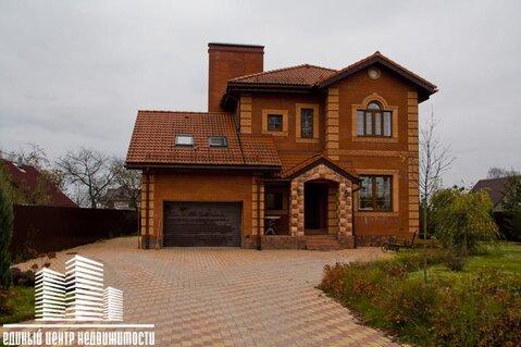 Коттедж 300 кв.м г/п Дмитров д.Тендиково - Фото 1