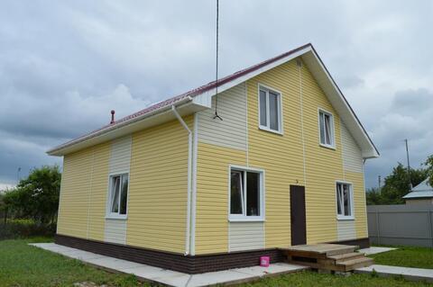 Продам 2-х этажный дом в селе Речицы - Фото 1