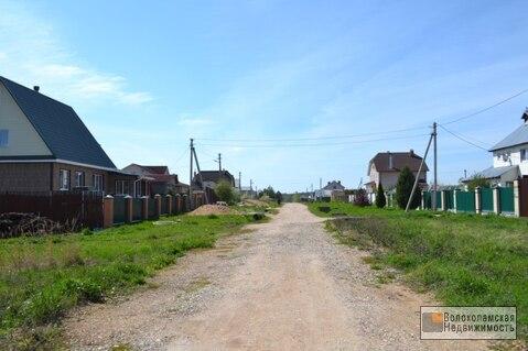 Участок 12 соток на ул.Радиальная г.Волоколамск - Фото 3