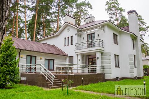 Продается дом в коттеджном поселке КИЗ Серебряные Ключи - Фото 2