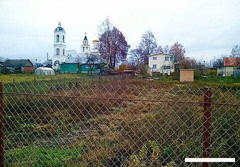 Земельный участок в селе Дмитровское - Фото 1