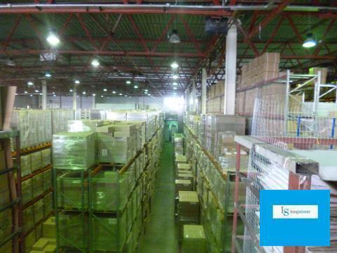 "Аренда склада класса ""а"", 5000 кв.м, 1 км от МКАД, Киевское шоссе - Фото 2"