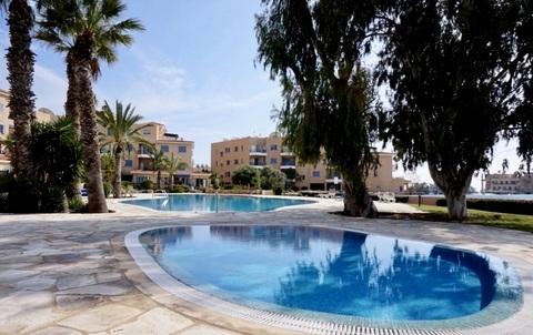 Прекрасный трехкомнатный Апартамент с видом и в 300м от моря в Пафосе - Фото 3