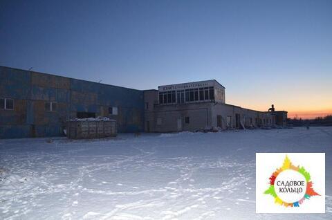 Одноэтажное производственно-складское здание, площадью 5 100 кв - Фото 4