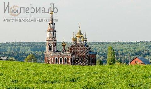 Участок в деревне рядом с Боровском