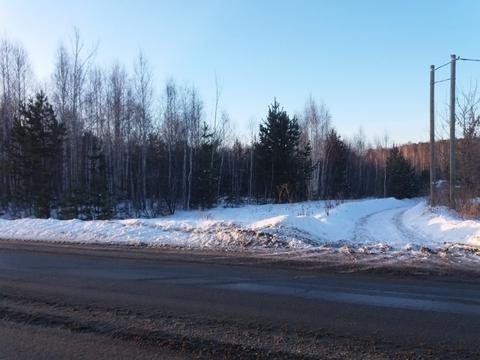 Земельный участок под дачное строительство - Фото 1