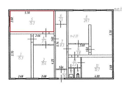 Помещение под склад, мастерскую 15,3 кв.м, ул. Тимирязева - Фото 3