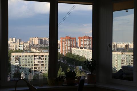 Продажа отличной видовой 3-ех комнатной квартиры общей площадью 67. 8 - Фото 2