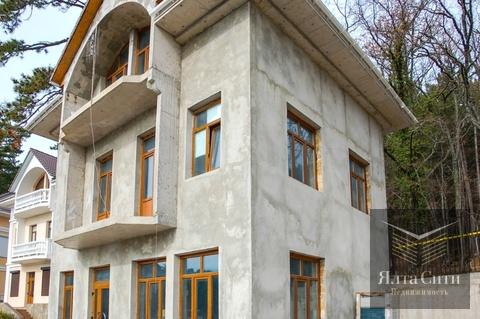 Уютный коттедж в закрытом поселке Горный, Ялта, р-н Ливадия - Фото 3