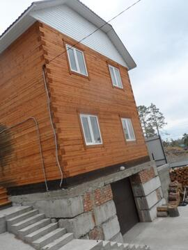 Продажа дома, Улан-Удэ, Кленовая. - Фото 1