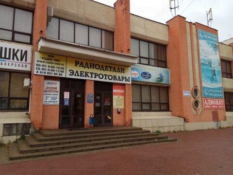 Продажа торгового помещения, Тамбов, Тамбов - Фото 1