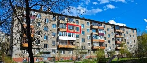 1комн.кв. с балконом. Ул. Луначарского,134 - Фото 2