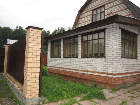 Г Домодедово СНТ аист 8сот дом 75квм - Фото 1