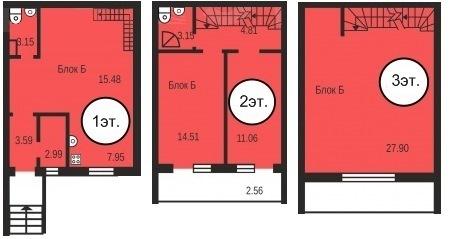 3 850 000 Руб., Продажа квартиры, Тюмень, Северная 3-я, Купить квартиру в Тюмени по недорогой цене, ID объекта - 318370118 - Фото 1