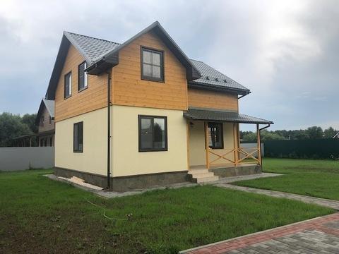 Новый дом, с. Ивановское, Чеховский район - Фото 2