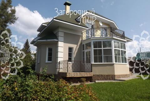 Новый дом в красивой деревне рядом с озером Круглое. - Фото 2