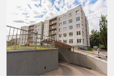 3-комнатная квартира с террасой в Дарзциемсе - Фото 4