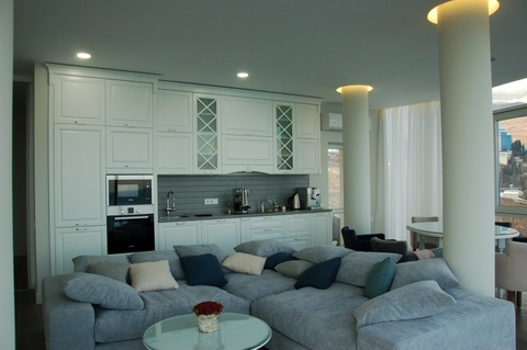Продажа комфортабельной 4-комнатной квартиры с завораживающим видом - Фото 2