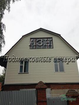 Носовихинское ш. 30 км от МКАД, Воровского, Дача 72 кв. м - Фото 1