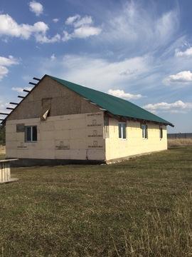 Дом 100 м п. Угловой 3 км от с.Красного Яра - Фото 1