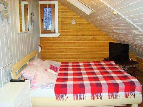 Уютный дом из массива сосны - Фото 3