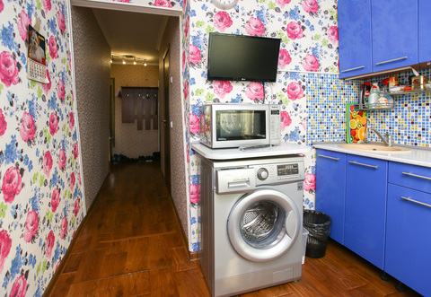 1 комнатная полнометражная квартира 42,4 м2 - Фото 2