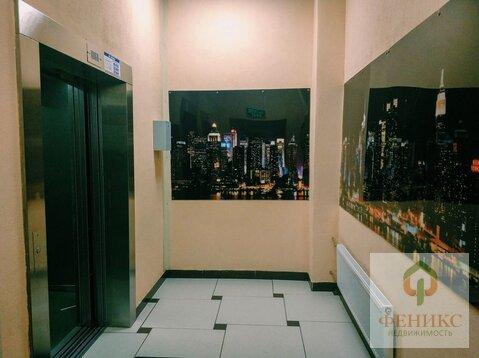 Студия 24.3 м на 21 этаже 25-этажного монолитного дома на . - Фото 5