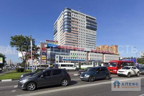 Аренда офиса 61 м2 м. Новые Черемушки в бизнес-центре класса В в . - Фото 1