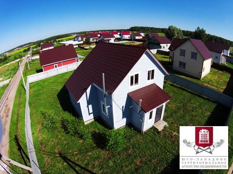 Продажа дома 140 м2 на участке 8 соток - Фото 1