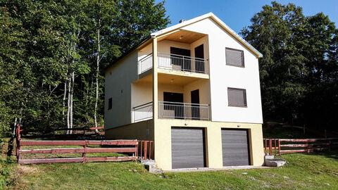 Продается 3-х этажный дом в г. Колашин (Черногория) - Фото 1