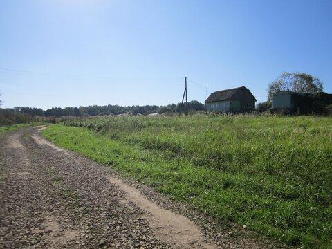 Продаю земельный участок в д. Желудёвка Тульской области - Фото 3