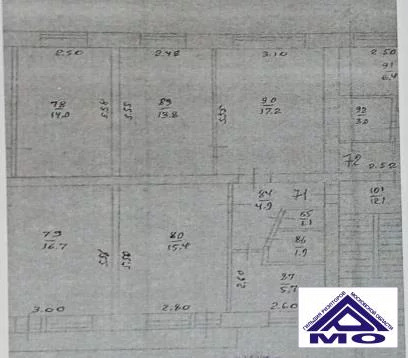 Объявление №62279534: Продаю 3 комн. квартиру. Буревестник, Гагарина, 6,