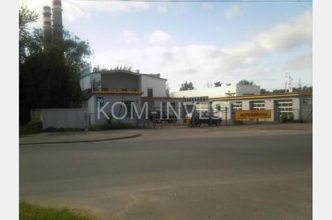 Автосервис и офисы на улице Вискалю - Фото 1