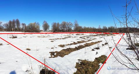 15 соток без строений в деревне Княжево Волоколамского района МО - Фото 4