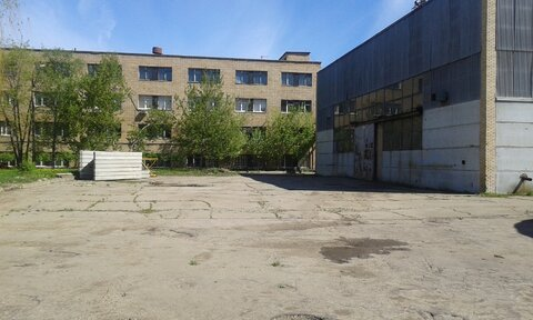 Сдается !Открытая площадка 800 кв.м, покрытие бетон.Закрытая территория - Фото 3