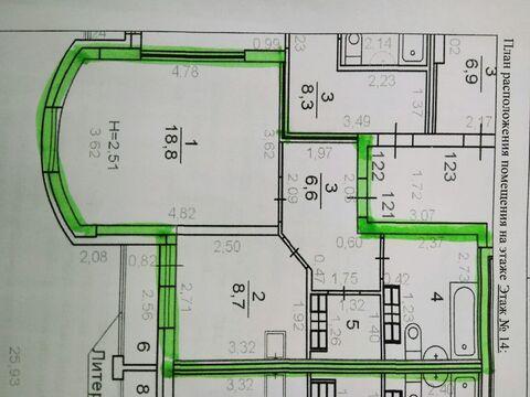 Продам 1 комнатную квартиру, В.Пышма - Фото 4