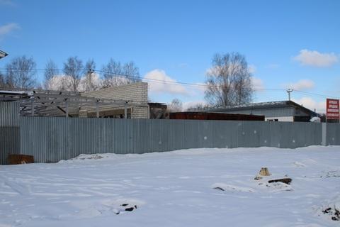 Участок 4 сотки с хоз.блоком 25 кв.м. в городе Карабаново - Фото 5