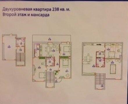 2-х этажный таунхаус 235 м, 19 км от МКАД Ленинградск - Фото 4