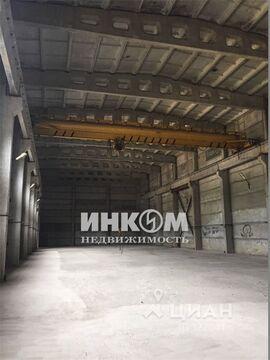 Продажа производственного помещения, Орехово-Зуево, Ул. Совхозная - Фото 1