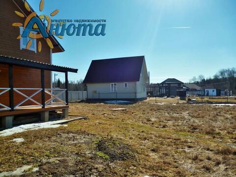 Продается дом в коттеджном поселке Верховье Малоярославецкого района. - Фото 4