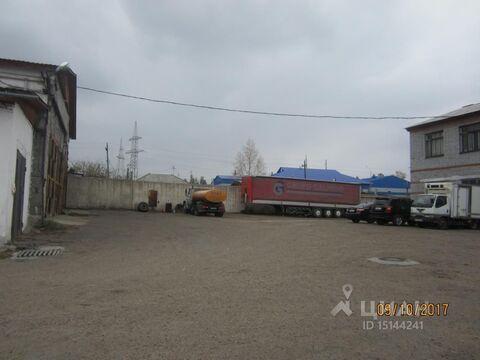 Продажа производственного помещения, Улан-Удэ, Ул. Горького - Фото 1