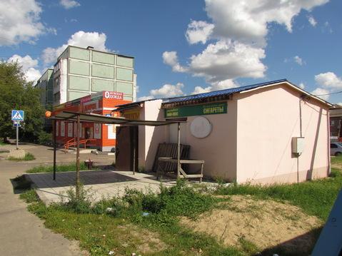 Продается торговый павильон в городе Озеры МО - Фото 1