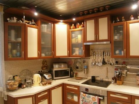 Продается трехкомнатная квартира в 3 м.п. от метро Скобелевская. - Фото 1