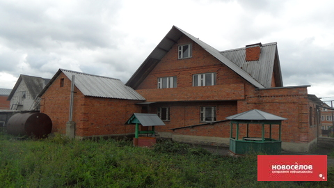 Дом в с. Макаровка - Фото 4